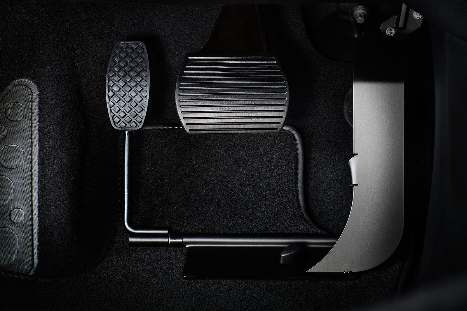sol gaz pedali - Hangi koda karşılık aracınıza hangi özel donanımı yaptırdınız?